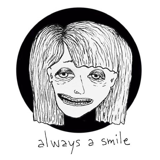 always a smile